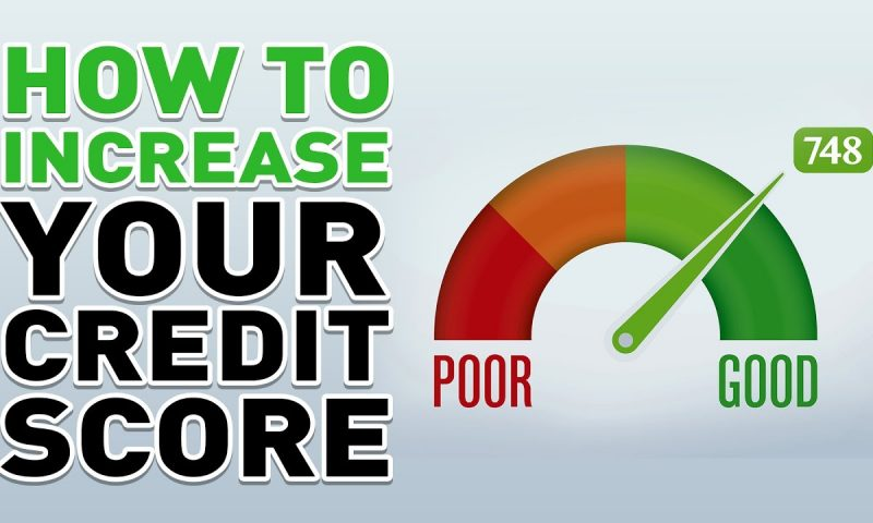 6 Ways in Which a Student Can Improve His Credit Score