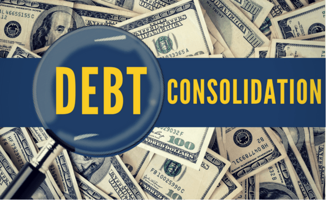 Debt Consolidation Loan-The potential effects of a loan for consolidating your debts on the credit ratings you have