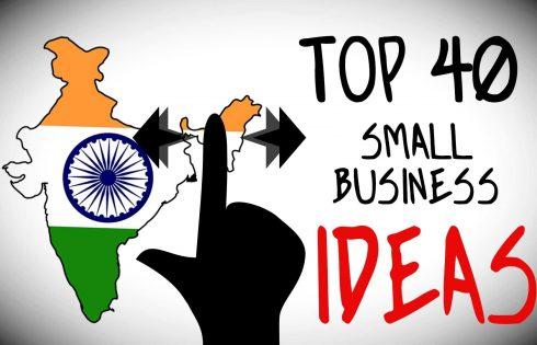 40 Business Ideas