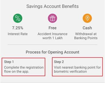 Enter aadhaar number for Airtel payments bank