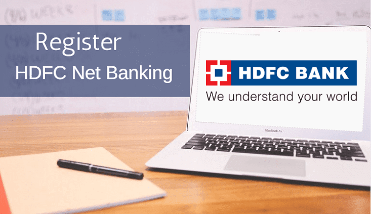How to Register/Activate HDFC Net Banking Online