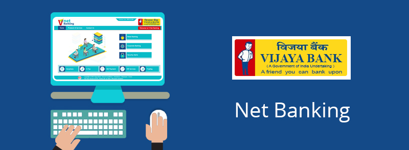 How to Register/Activate Vijaya Bank Net Banking Online