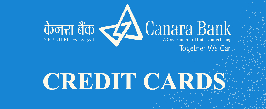 Canara Bank credit card