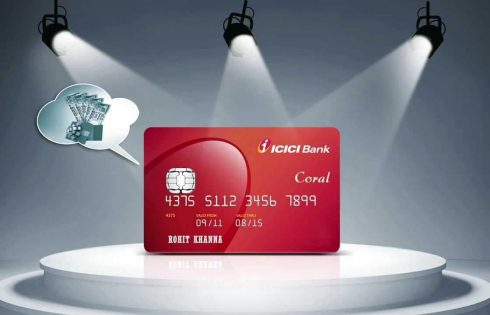 ICICI Coral Credit Card