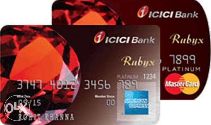 ICICI Rubyx Credit Card