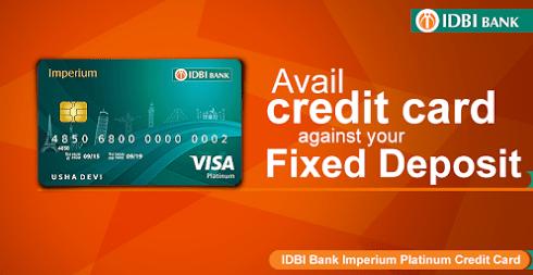 IDBI Bank credit card