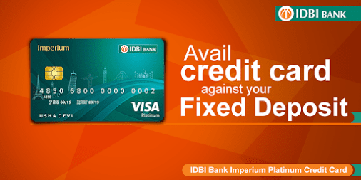 IDBI Bank credit card