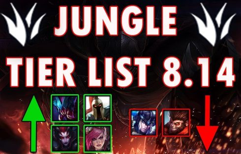 Jungle Tier List
