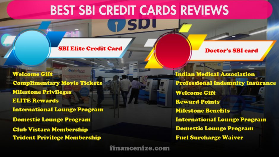 Best SBI Credit Cards Apply Online 2019 Free and Reviews