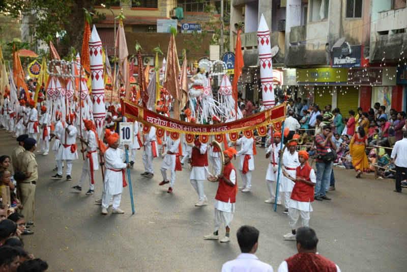 Shigmo festival in Goa