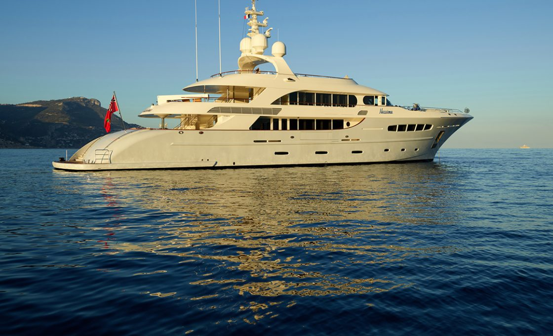 purchase a yacht